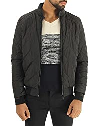 Arrow New York Mens Regular Fit Jacket (8907259328713_AJQY9408_Medium_Black_Medium_Black)