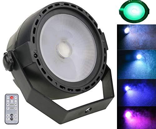 UV LED Beleuchtung, Latta Alvor Strobe Lampe LED Bar Licht Multicolor & UV Bühnenbeleuchtung DMX512 und Sound Aktiviert Partylicht Effektlicht Disco Lichter DJ UV Beleuchtungfür Party (Multicolor)