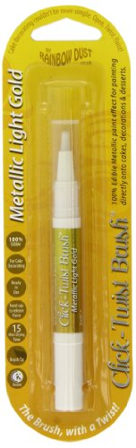 click-twist-food-paint-brush-metallic-light-gold