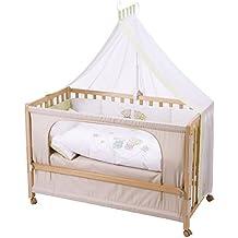 Roba roombed, cuna 60 x 120 cm, cama auxiliar para padres cama con equipamiento