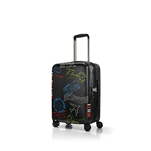 Reisenthel Boardcase Koffer, 55 cm, 34 L, Special Edition Stamps