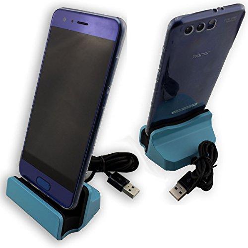 caseroxx Dockingstation USB-C-Stecker Tischlader für Xiaomi Mi Pad 2, USB-A zu USB-C-Stecker