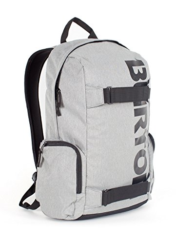 Burton Daypack adultos emphasis Pack Gris color gris Talla:15 x 38 x 58 cm, 23 Liter