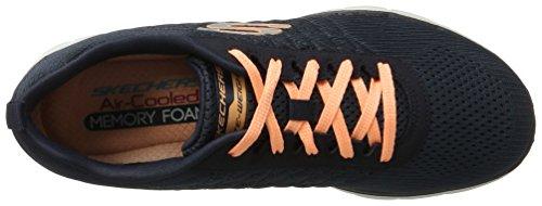 Skechers - Flex Appeal 2.0-break Free, Scarpe sportive Donna Grigio (char)