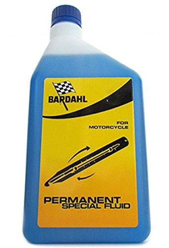 BARDAHL Permanent Special Fluid Liquido Speciale Per Circuiti di Raffreddamento Auto Moto Colore Blue 1 LT