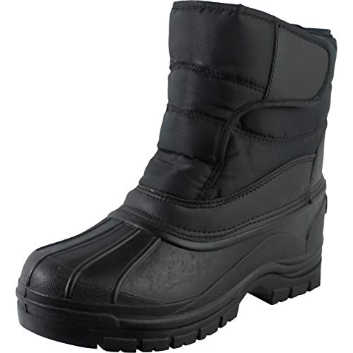 Savage Island Fleece Lined Thermal Snow Rain Waterproof Boots