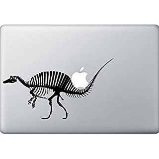 Spinosaurus Dinosaur Laptop Decal Sticker. Great to Personalise the Laptop of a Paleontologist