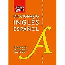 Diccionario Inglés Español (una dirección) Gem Edition (Collins Gem)
