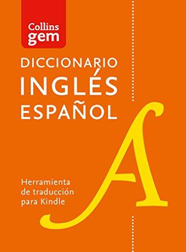 Diccionario Inglés Español (una dirección) Gem Edition (Collins ...