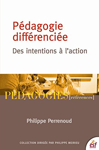 Pédagogie differenciée : des intentions à l'action