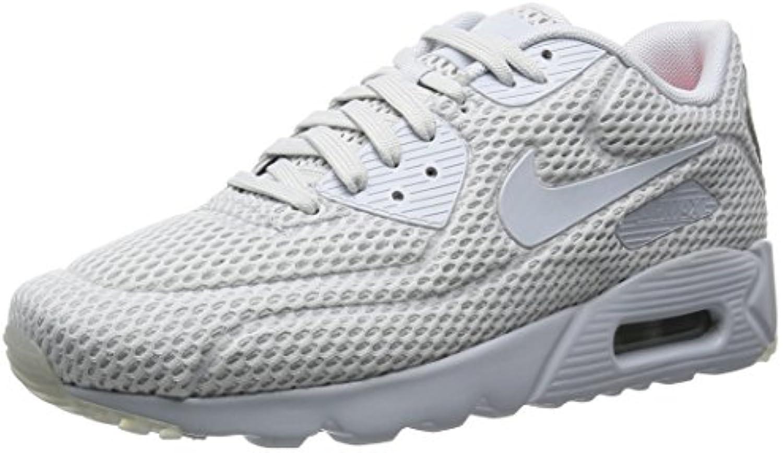 Nike Herren Air Max 90 Ultra Br Gymnastikschuhe  Bianco  44.5 EU