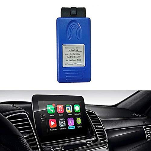 LICHIFIT Outil d'activation pour Apple Carplay pour Mercedes Benz Car NTG5 S1 OBD 2