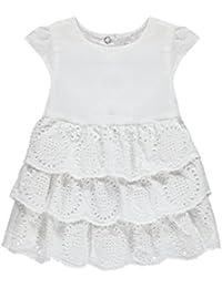 Kanz Baby-Mädchen Kleid M. Flügelarm