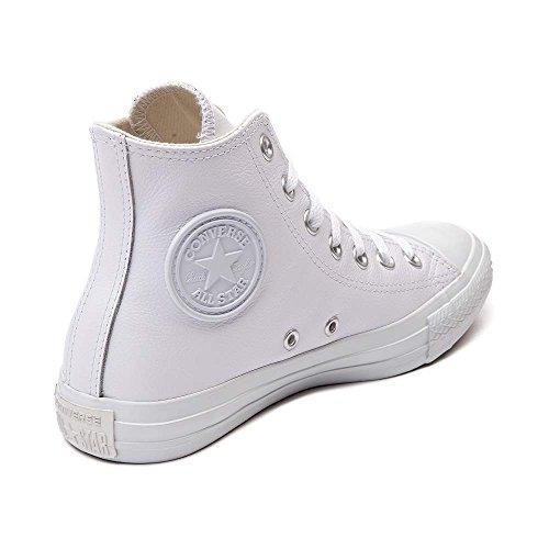 Converse M3310C, Scarpe da Ginnastica A Collo Alto Unisex – Adulto White Mono
