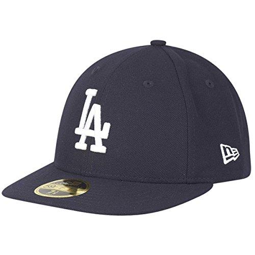 New Era 59Fifty LOW PROFILE Cap - Los Angeles Dodgers navy