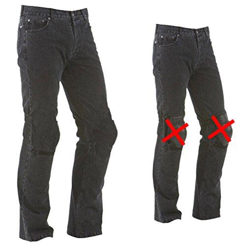 Pantaloni moto jeans dainese los angeles taglia 42/44 uomo donna protezioni non incluse