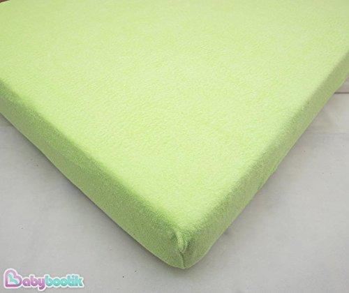 Cuna de rizo sábana bajera ajustable para cama 160x 70cm Junior niños/de...