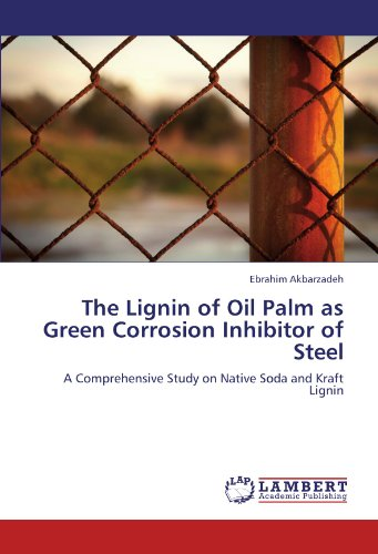 The Lignin of Oil Palm as Green Corrosion Inhibitor of Steel: A Comprehensive Study on Native Soda and Kraft Lignin -