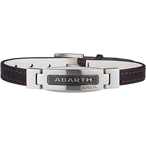 bracciale uomo gioielli Breil Abarth trendy cod. TJ1889