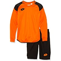 Lotto Kit LS Cross GK JR Equipación Niño