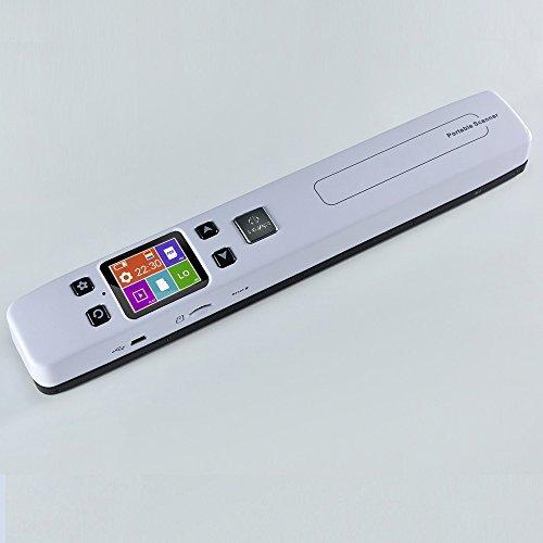 1050DPI Lösung Portable Scanner Visitenkarten Scanner Handheld Dokument Und Bild Scanner USB Mobile Scanner Schwarz