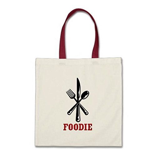 unknow Foodie - Bolsa de la compra, regalo para mujeres, abuelas, mamá, madre
