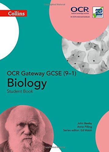 OCR Gateway GCSE Biology 9-1 Student Book (GCSE Science 9-1)