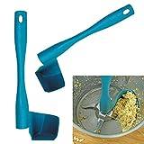 WENTS Lot de 2 spatules rotatives multifonctions pour retirer et repositionner des accessoires pour robots culinaires pour...