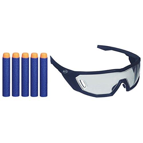 Imagen 2 de Nerf - Elite gafas y dardos (Hasbro A5068E24)