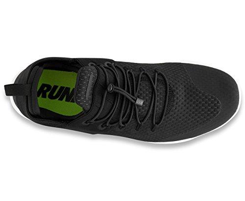 Nike Herren Free Rn Cmtr 2017 Laufschuhe, Mehrfarbig Schwarz (Noir/anthracite/blanccassé/noir)
