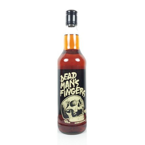 Deadman's Fingers Small Batch Spiced Rum 37.5% 70cl for sale  Delivered anywhere in UK