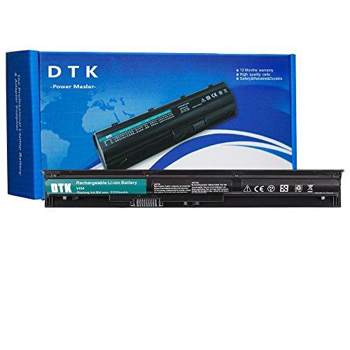 DTK VI04 TPN-Q140 TPN-Q139 HSTNN-LB6 HSTNN-LB6J 756746-001 756743-001 Batterie pour HP Envy 14-U / 15-K / 17-K Pavilion 14-V / 15-P / 17-F ProBook 440 G2 / 445 G2 / 450 G2 / 455 G2 [14.8V 2200MAH]