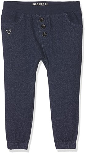 Guess Baby-Jungen Jeans Loose Crotch, Mehrfarbig (Rinse), Neonato (Herstellergröße: 9M) (Jeans Guess Baby)