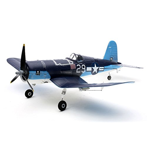 Used, E-Flite Ultra-Micro F4U Corsair BNF with AS3X EFLU2680 for sale  Delivered anywhere in UK