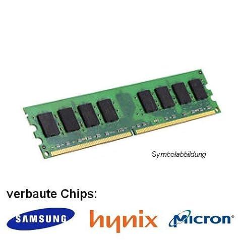 Samsung Hynix Micron PC2 6400U Barrette de mémoire RAM DDR2 LO Dimm pour PC 800MHz 2Go