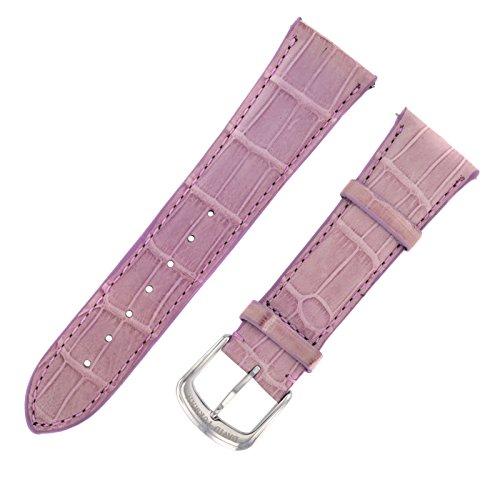 david-yurman-23-18-mm-rose-tapis-de-bande-de-montre-en-cuir-alligator