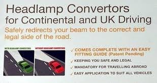 Quality Eurolite Right Hand Drive Beam Converters