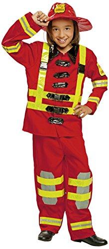 Imagen de my other me  disfraz de bombero, 5 6 años viving costumes 200910