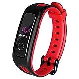 Huawei Honor Band 4, Zolimx Reloj de Pulsera Deportes Pulsera de Silicona Correa Banda Actividad Monitor de Ritmo Cardíaco Smartwatch