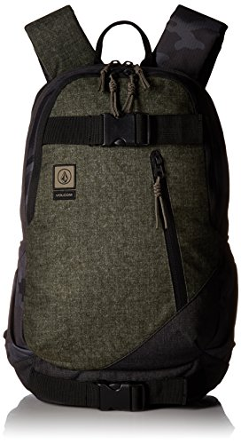 Zaino Volcom Substrate - 26 Litre Ink Nero Military