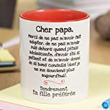 La mente es Maravillosa Nos Pensées - Tasses pour Un Papa