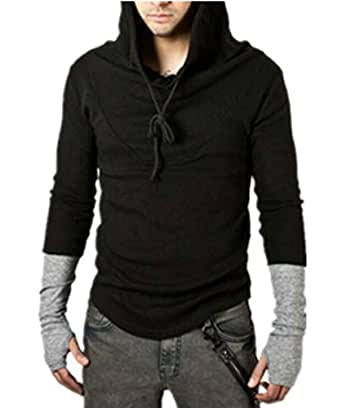 Find thumb hole hoodie from a vast selection of Clothing for Men. Get great deals on eBay!