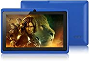 WINTOUCH Q75S Kids Tablet 7 inch 8GB ROM 512MB RAM Android Wifi Tablet Blue Color