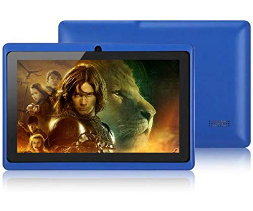 WINTOUCH Tablet 512MB Android Color - WINTOUCH Q75S Kids Tablet 7 inch 8GB ROM 512MB RAM Android Wifi Tablet Blue Color