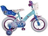 Disney volare51261-ch 12Zoll Volare Frozen Banana Mädchen Fahrrad