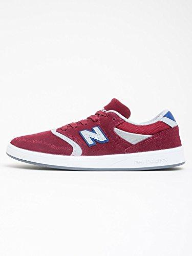 Baskets New Balance Numeric: NM 598 Pro Skate RD-GT BURGUNDY GREY