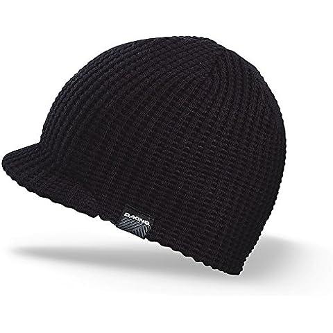 DAKINE Waffle Visor berretto da uomo, colore nero, taglia unica, 08680003