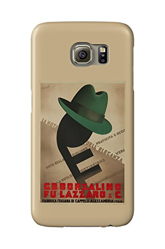 borsalino-fu-lazzaro-and-ci-vintage-poster-artist-boccasile-italy-c-1933-galaxy-s6-cell-phone-case-s