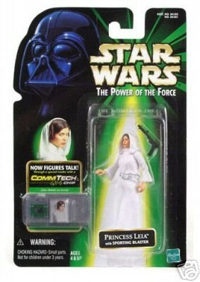 with Sporting Blaster A New Hope - Star Wars Power of The Force Collection Kenner ()