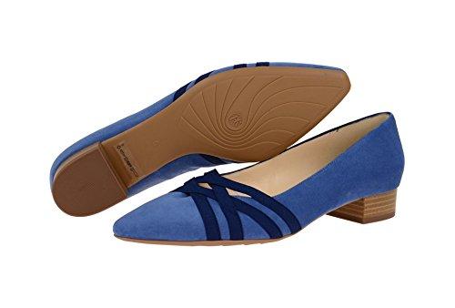 Peter Kaiser 22729/365, Scarpe col tacco donna Azzurro
